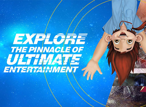 Explore the pinnacle of ultimate entertainment